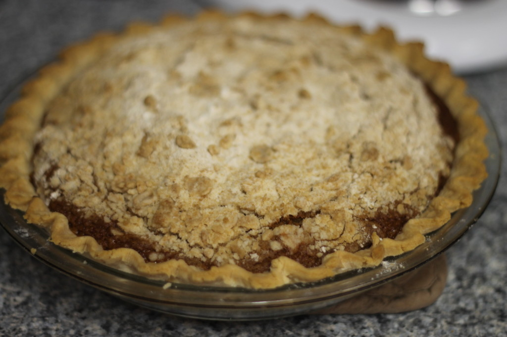 Shoo Fly Pie >> Amish-Style Shoo-Fly Pie - A Ranch Mom