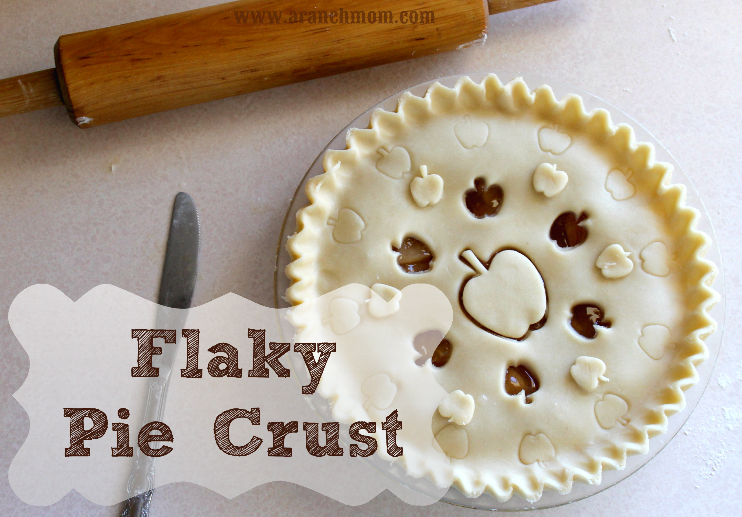 Flaky Pie Dough Recipe — Dishmaps