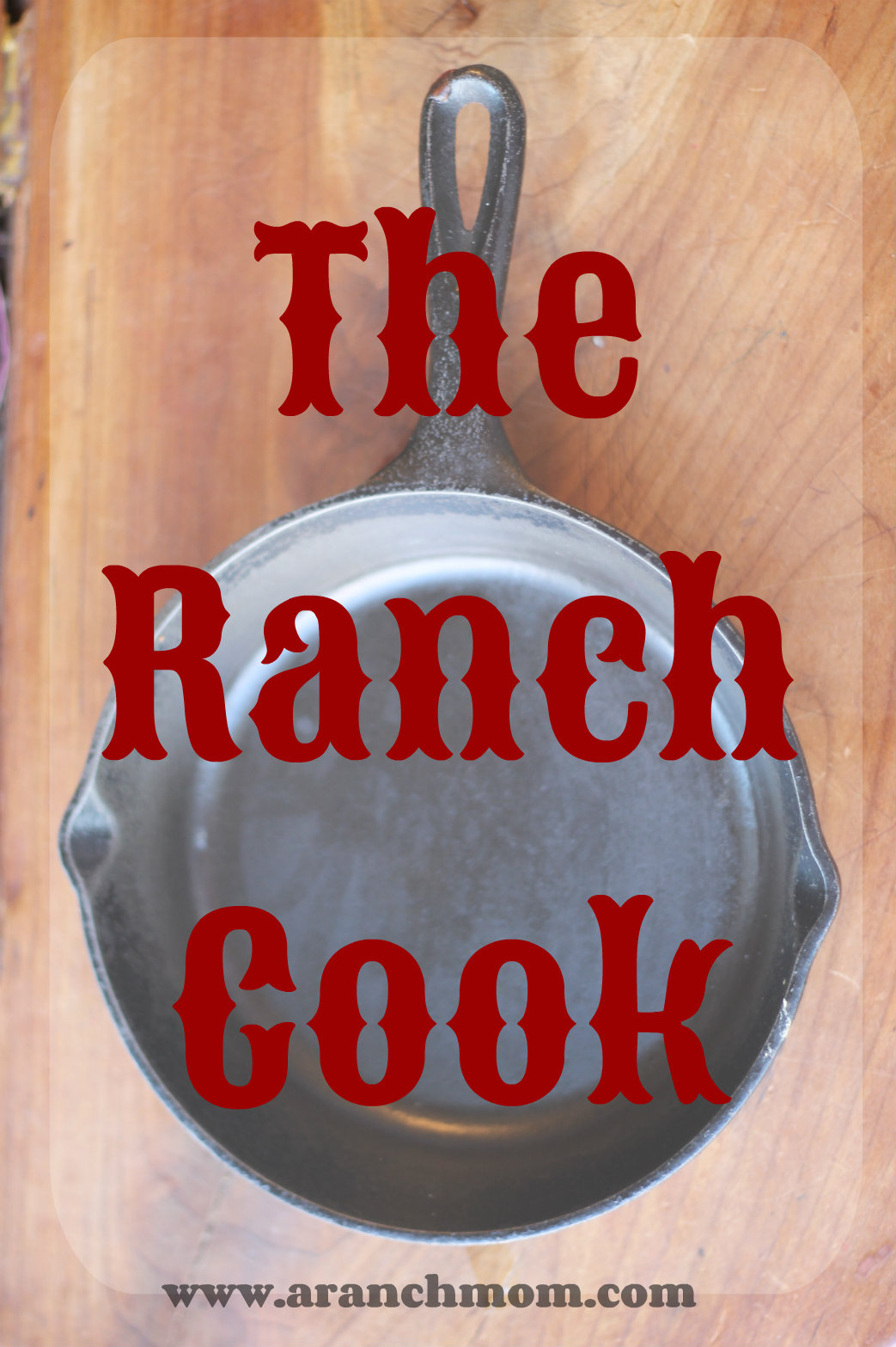 the ranch cook