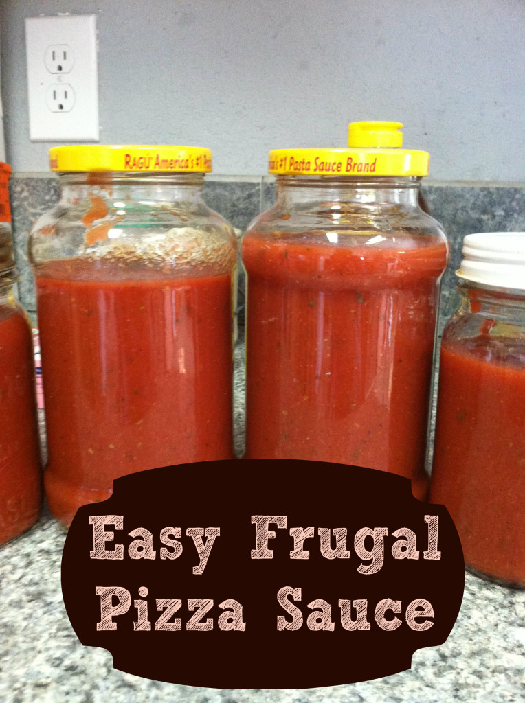 Easy Pizza Sauce - A Ranch Mom