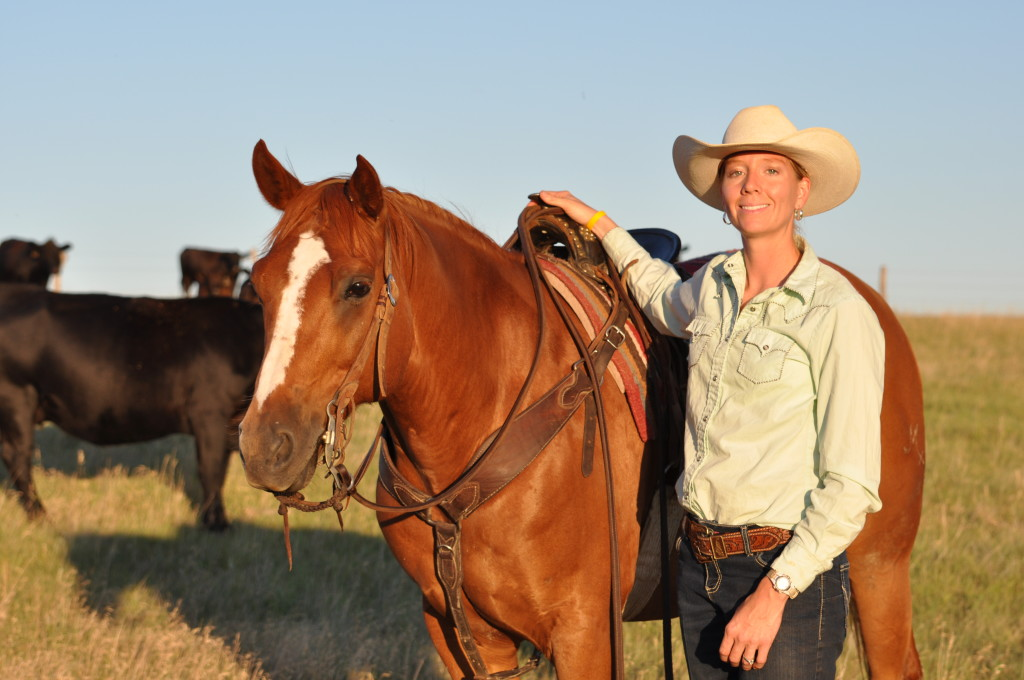Nebraska Cowgirls