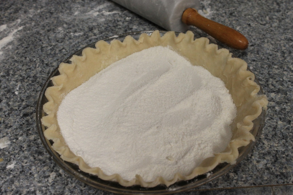 Old-Fashioned Custard Apple Pie - A Ranch Mom