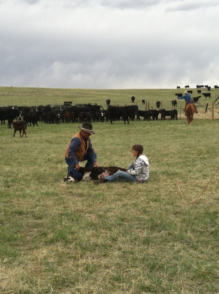 My Favorite Thing About Ranching | A Ranch mom