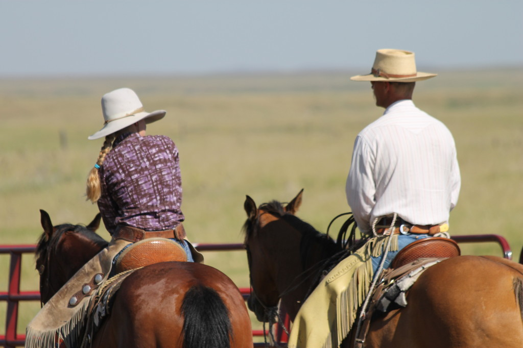 cowboys and cowgirls