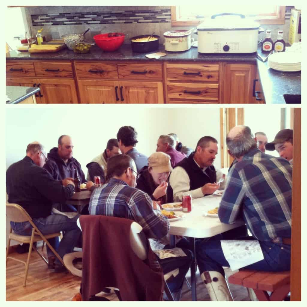 How to cook for the ranch crew, Part 1: The Menu