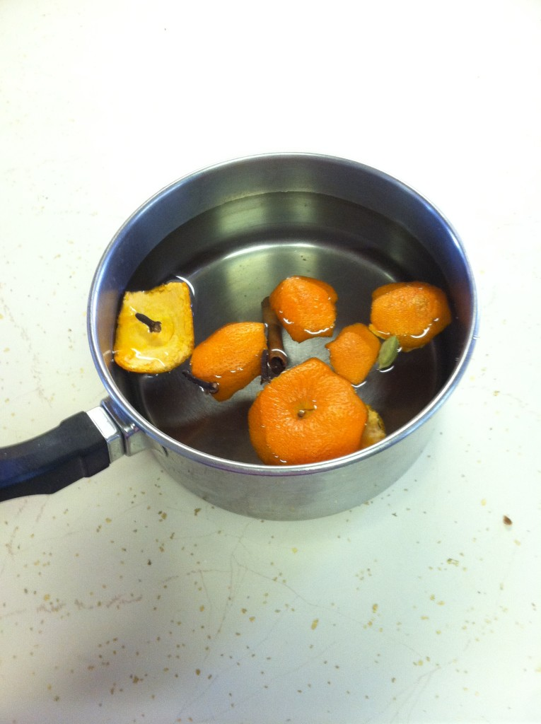 Home made fall scent