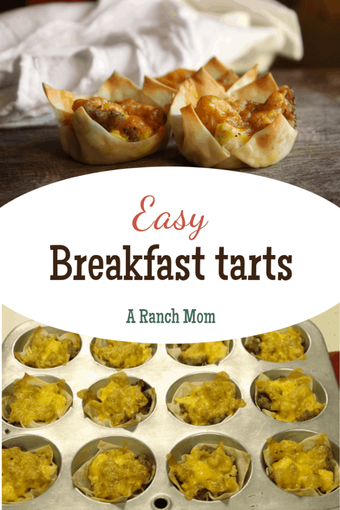 Easy breakfast cups