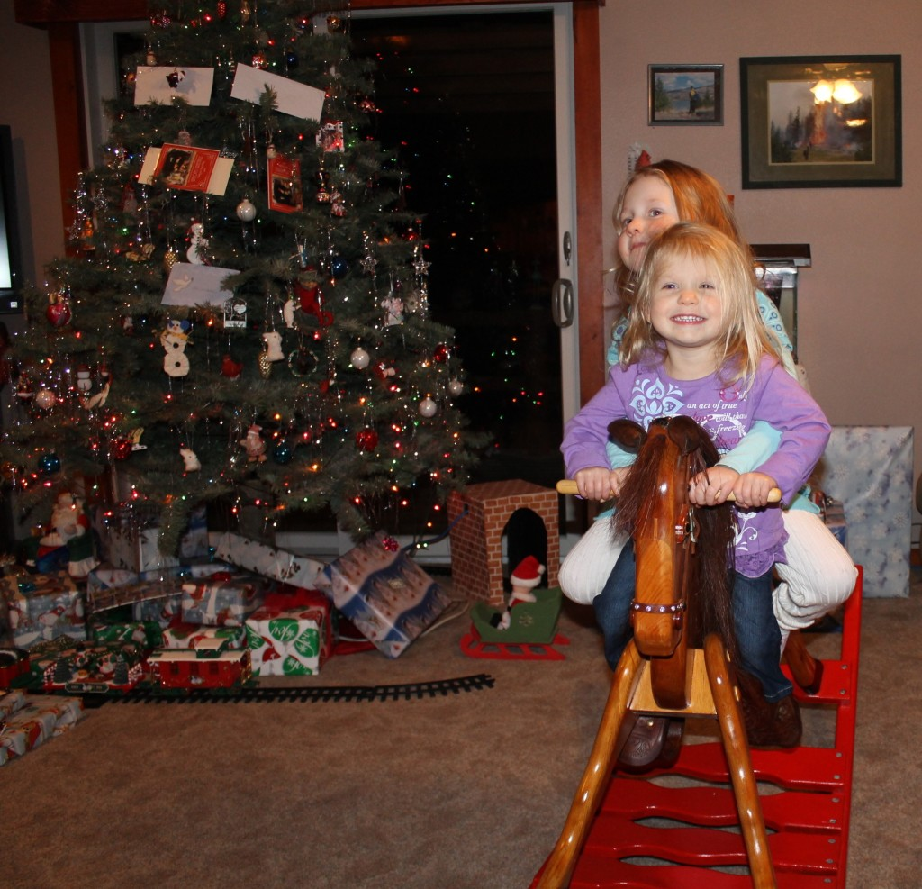 Sit tall in the saddle no matter what kind of horse you ride on this journey through parenthood!