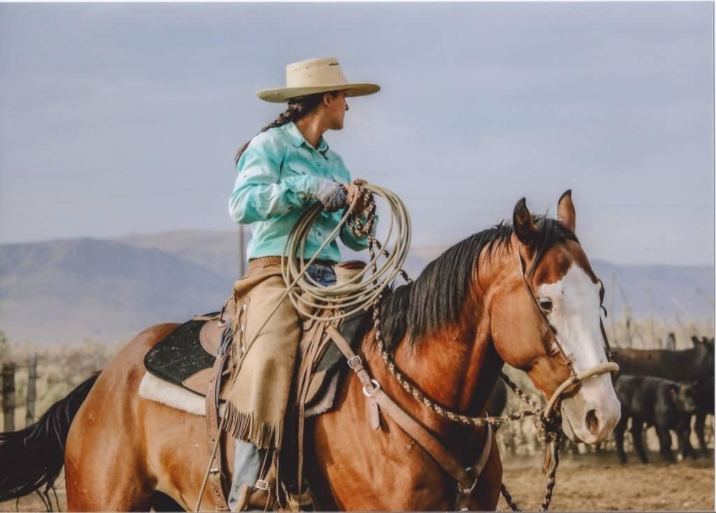 Cowgirl Frei