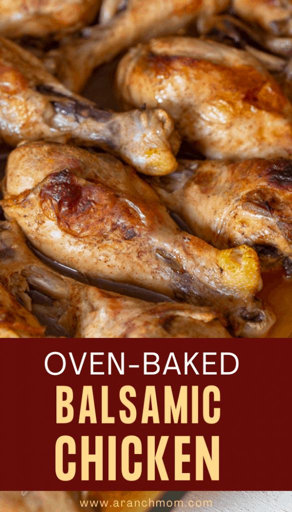 Balsamic Chicken Recipe
