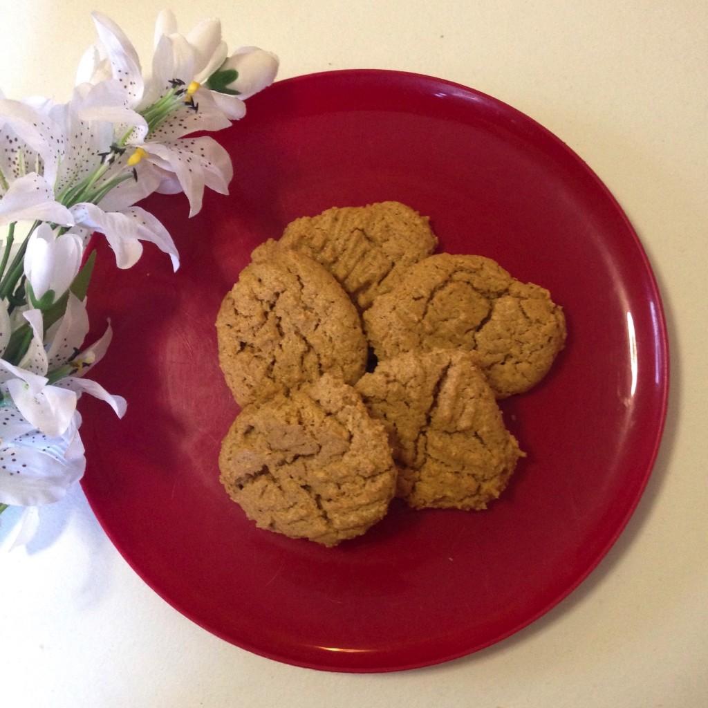 Gluten-free Peanut Blossoms