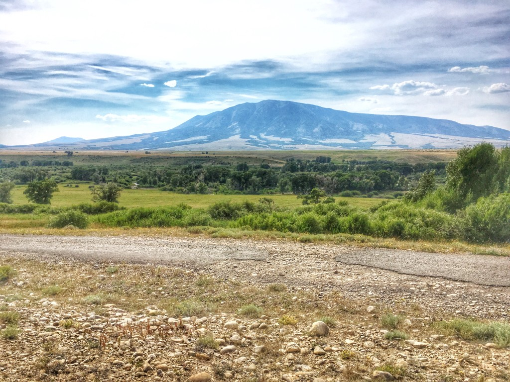 Elk Mountain.