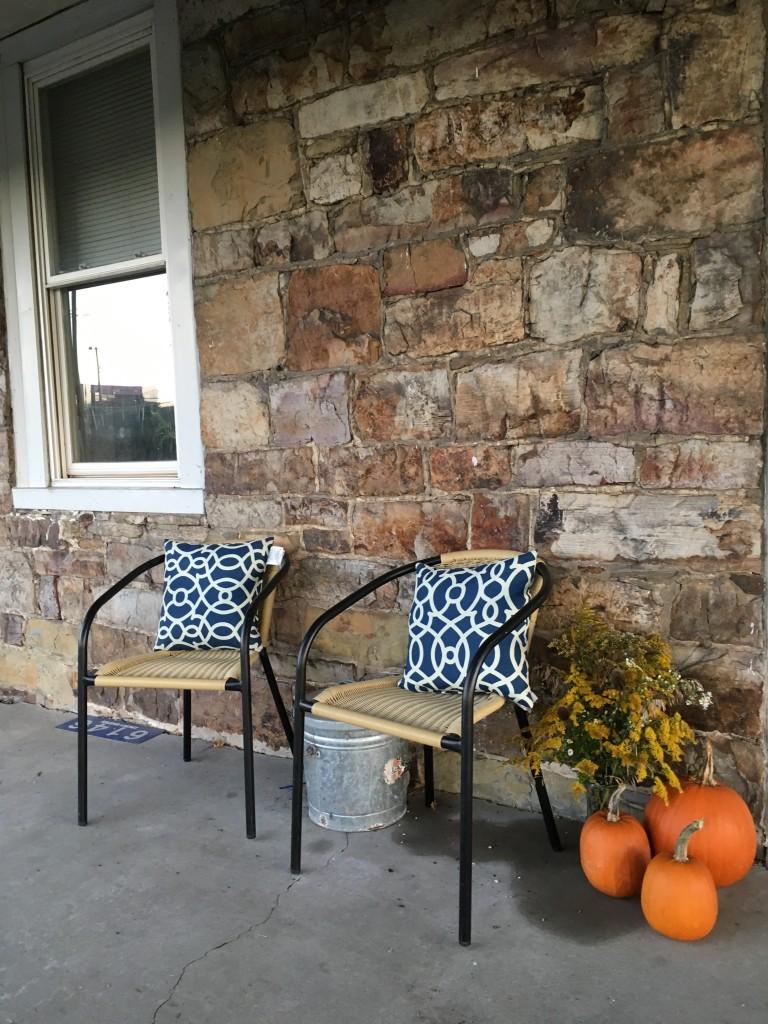 Pennsylvania porch