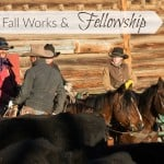 Fall Works and Fellowship.