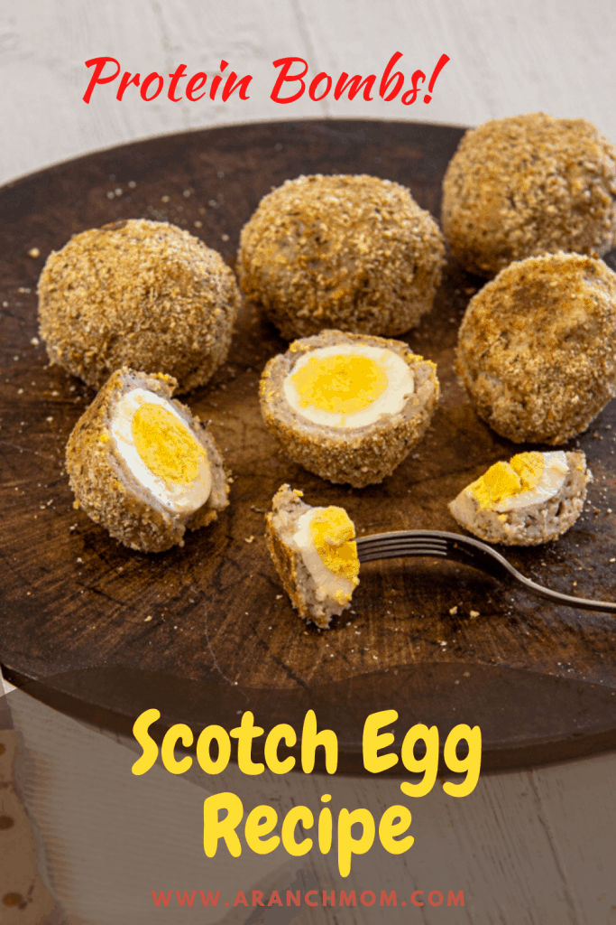 pinterest image scotch eggs