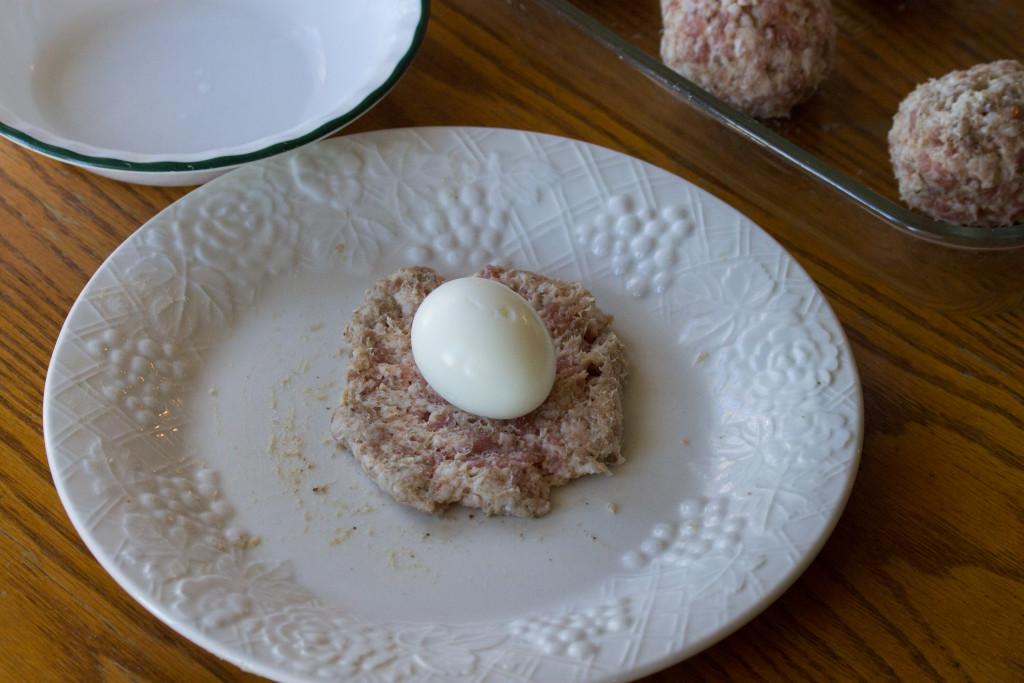 Easy Scottish Egg Recipe