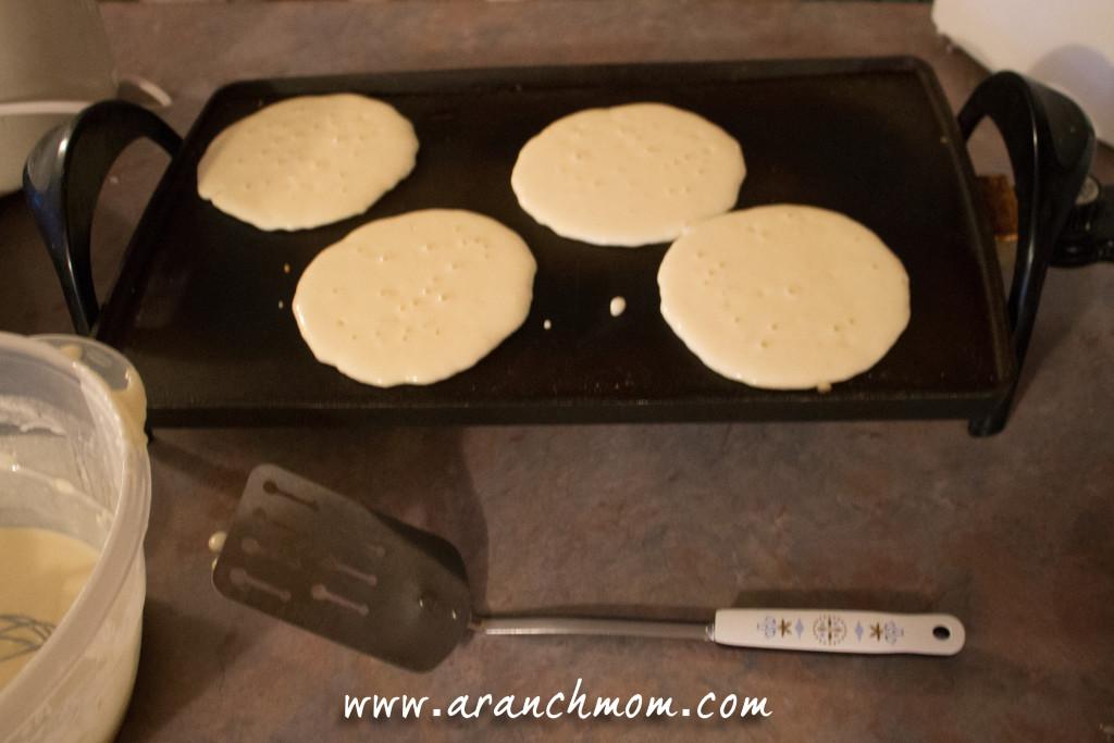 How To Make Pancakes, easy recipe