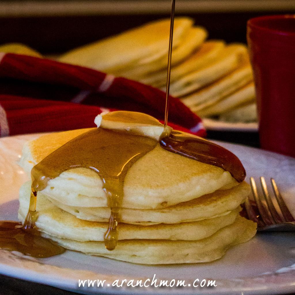 How to make pancakes - easy recipe diy