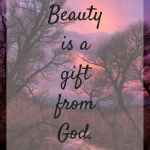 The Gift of Beauty.
