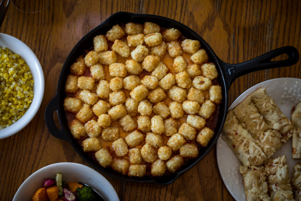 Pizza Tater Tot recipe, easy and delicious, different!