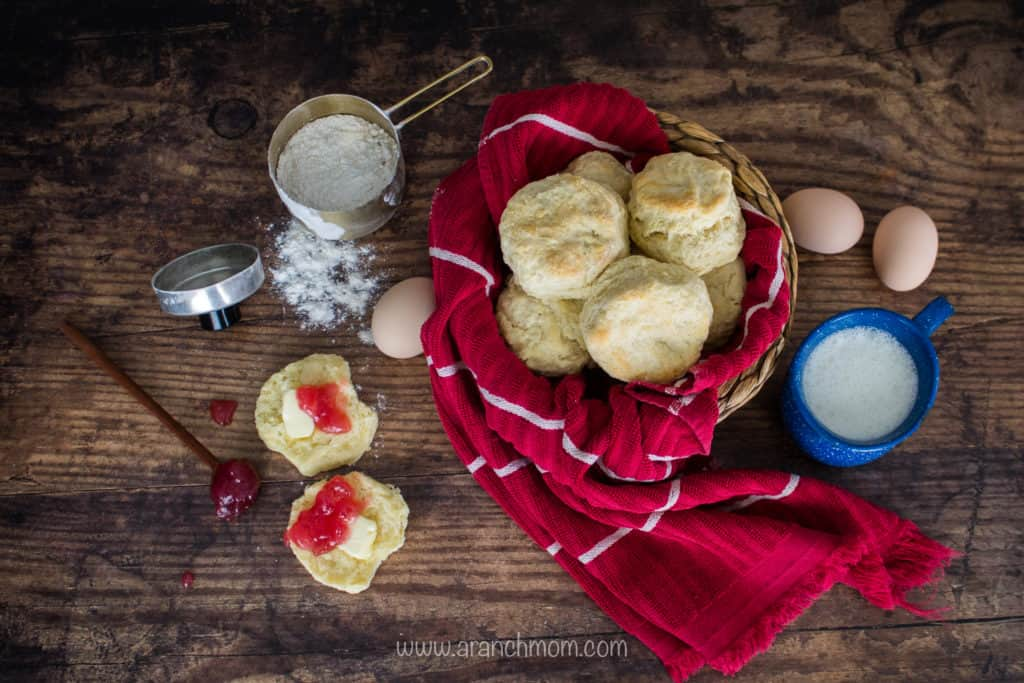 Flaky Biscuit recipe, the best biscuit you will ever eat!