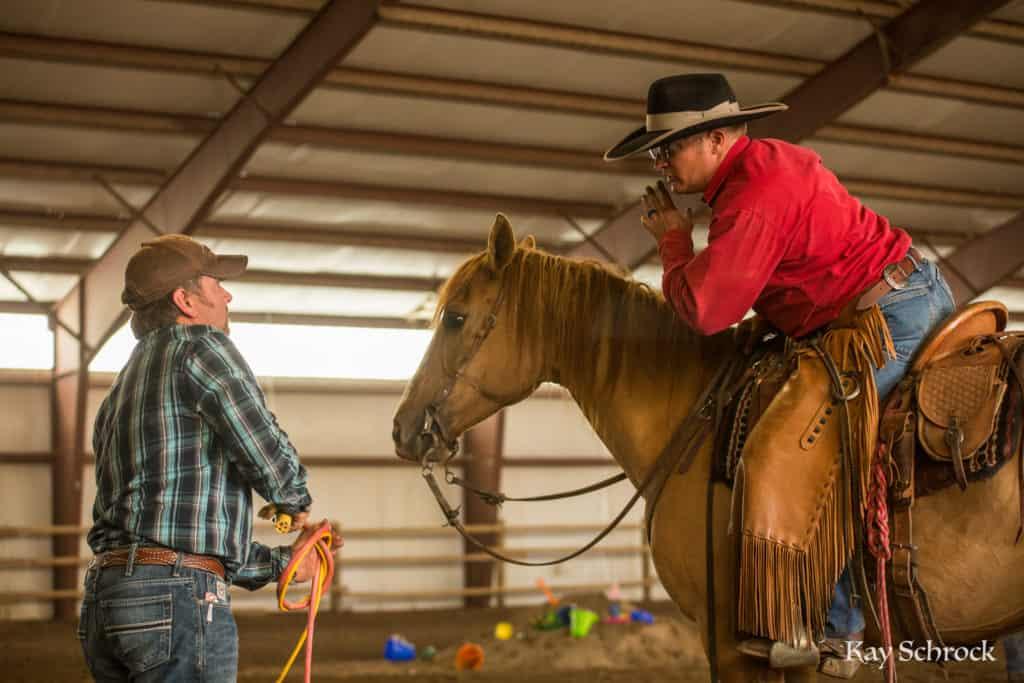Esh Branding in Colorado - cowboss and cowboy
