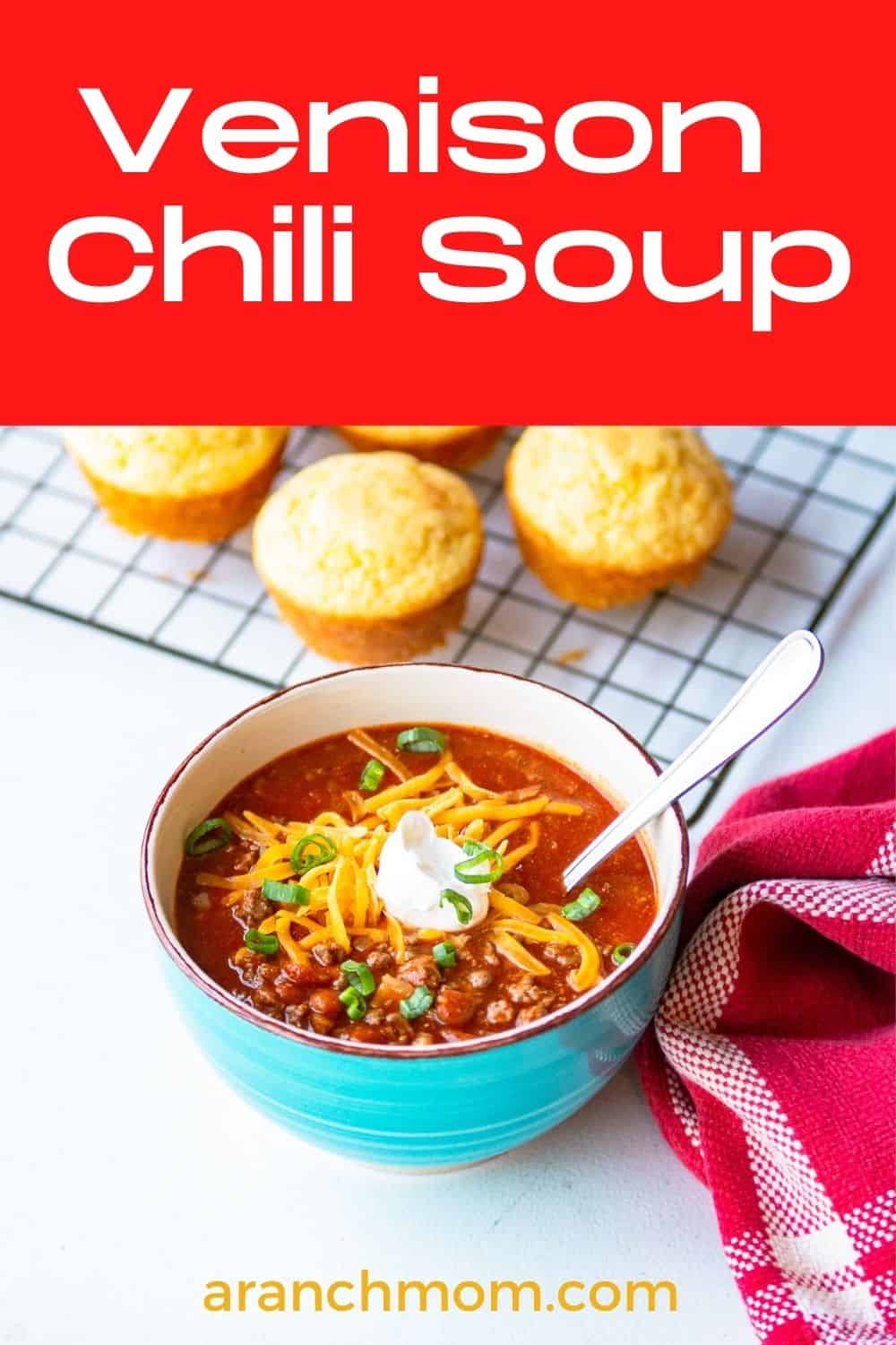 bowl of chili soup with text overlay