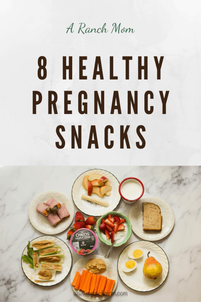 healthy snacks for pregnancy