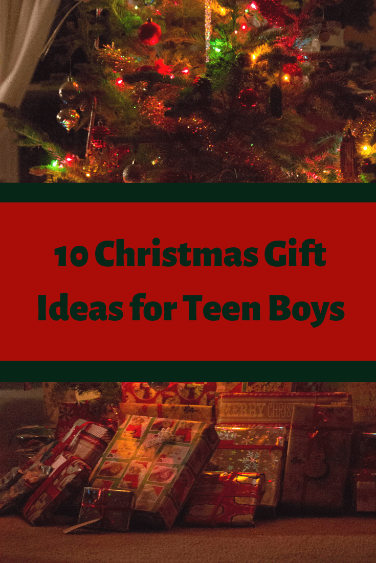 10 Great Christmas Gifts For Teen Boys A Ranch Mom