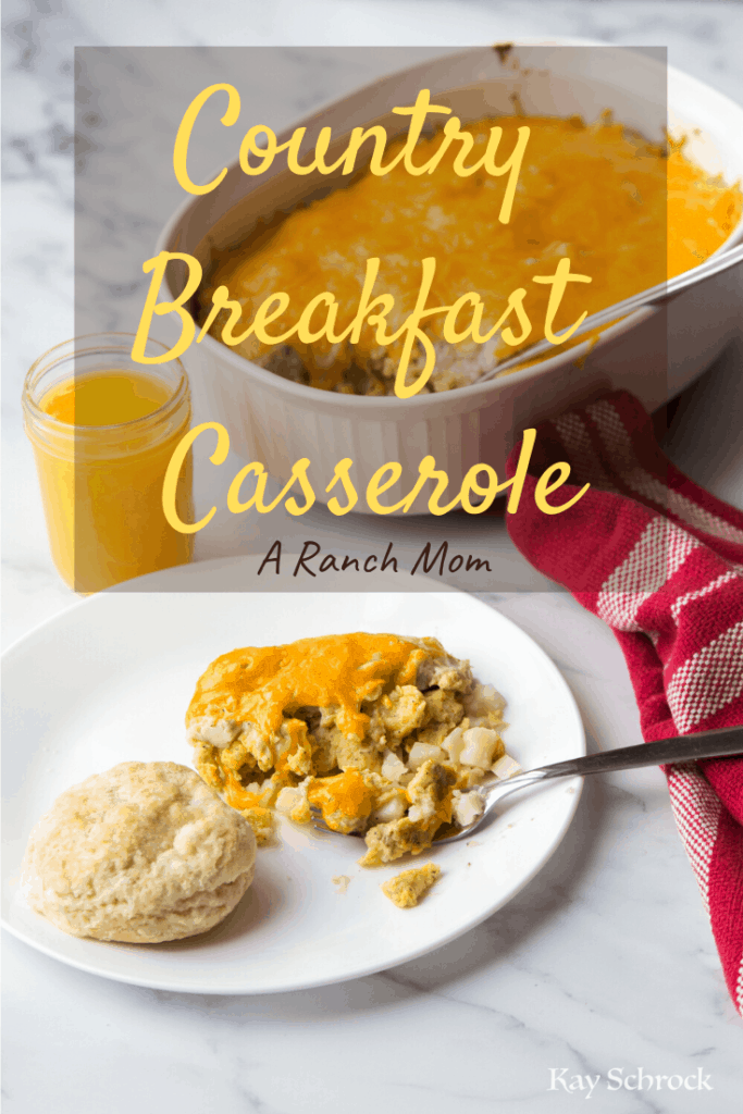 Hearty Breakfast Casserole