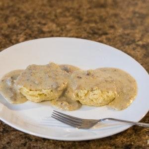 Sausage Gravy Recipe