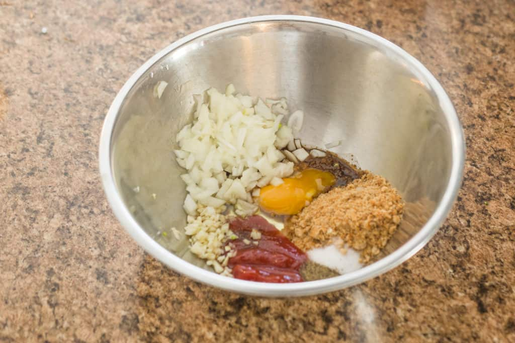 egg and spices in bowl