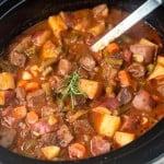 Crockpot Elk Stew