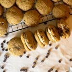 Pumpkin Chocolate Chip Whoopie Pies