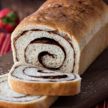 cinnamon bread story