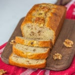 High-Altitude Banana Bread
